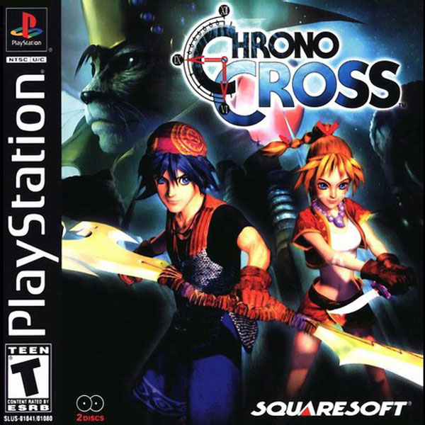 Chrono Cross [Disc1of2] [U] Front Cover